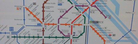 U-Bahn Netz